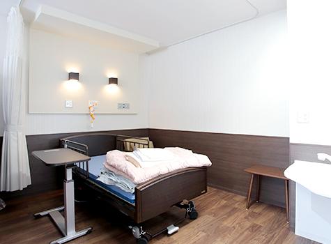 2人部屋 DOUBLE ROOM