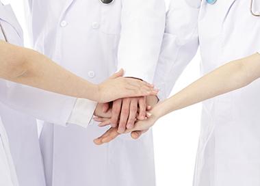 地域の医療機関との連携に努めています